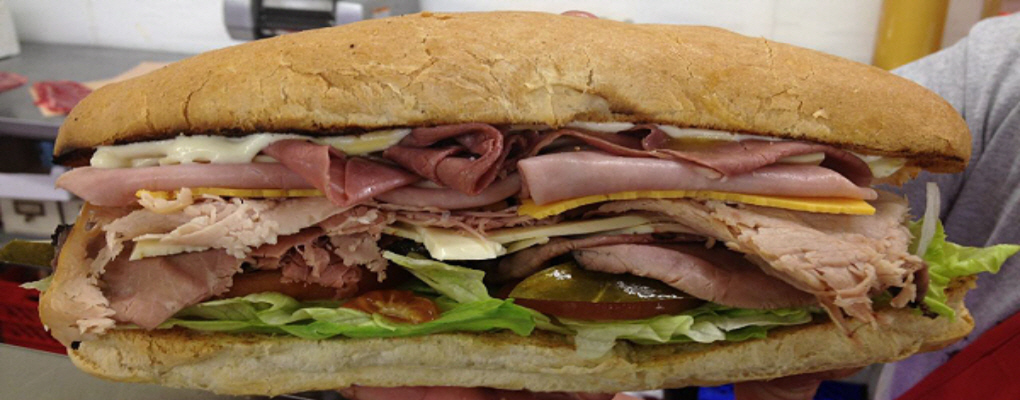 Home of Killer Sandwiches including Des Moines Best Deli Sandwich