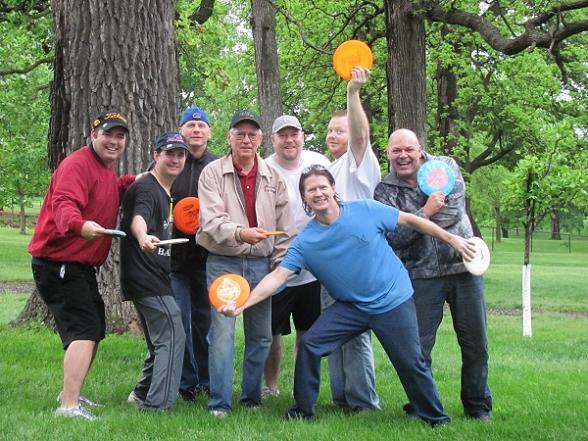 Des Moines Frisbee Golf